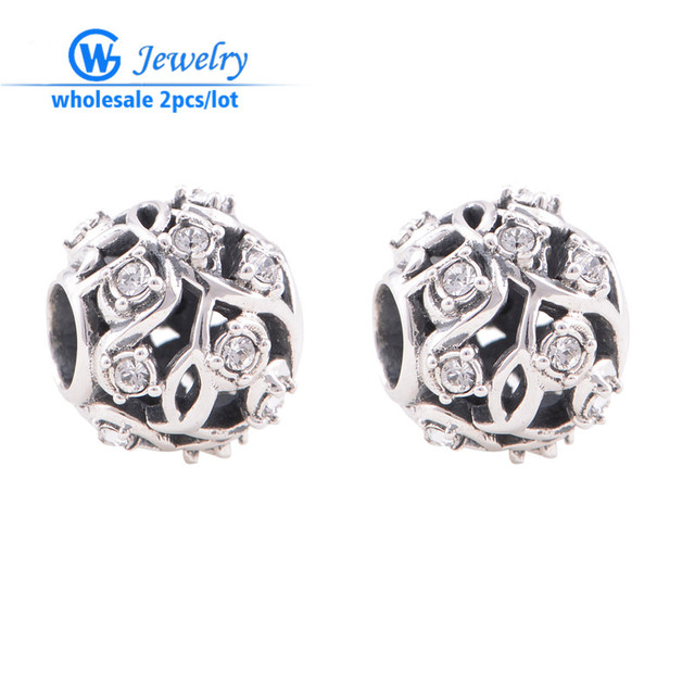 2pcs/lot 2016 exquisite jewelry diy shop nueva moda relojes mujeres silver 925 sterling silver jewelry GW fine jewelry X042H15