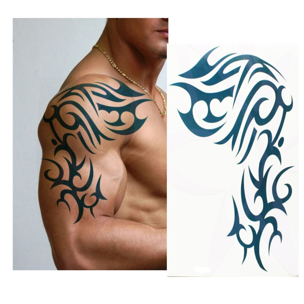 Online buy wholesale post diagram from china post diagram for Adult temporary tattoo