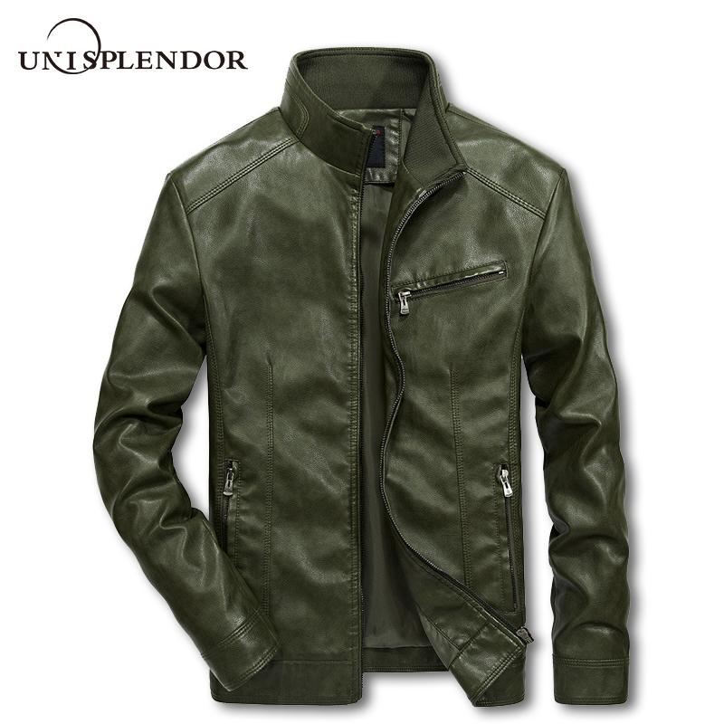 2018 Brand Men Motorcycle Leather Jackets 4XL 5XL Man Motobiker Cool Coat Male Streetwear Mans Bomber Suits Windbreaker YN10247