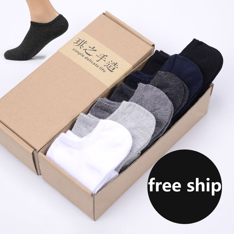Free shipping combed cotton brand socks,s