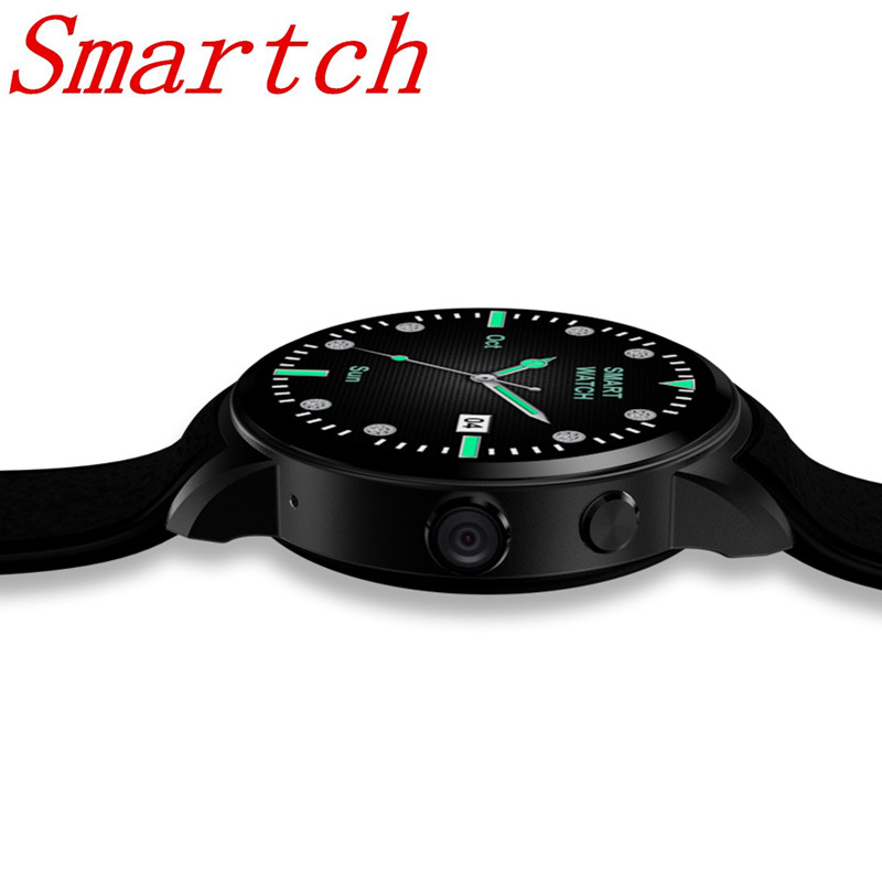 Smartch new X200 Android 5.1 OS Smart watch 1.39 inch Display MTK6580 SmartWatch Phone support 3G wifi nano SIM WCDMA whatsapp M