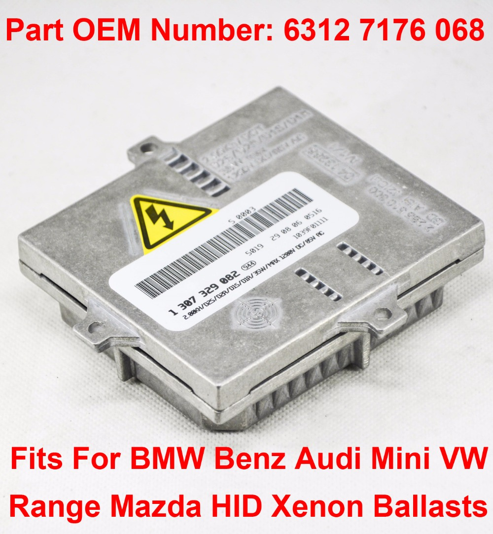 D2S Bulbs Kit HID Control Unit Module 2x Acura RL /& MDX Xenon Ballast Igniter