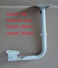10 pieces CCTV Camera Bracket Metal Wall Mount Bracket for Security camera cctv accessories 06B