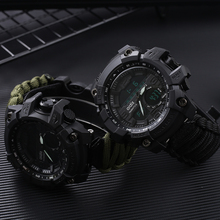watches men digital sports watch Outdoor compass luxury brand G Style shock military watches waterproof relogio masculino montre