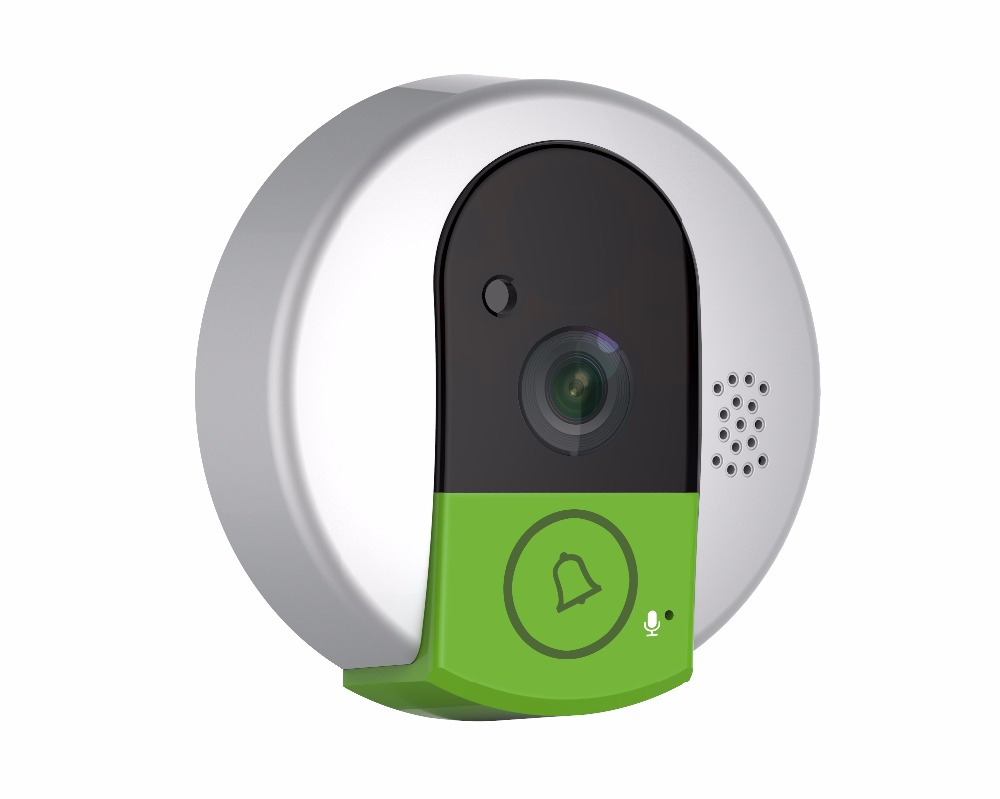 ФОТО Vstarcam C95 WIFI Doorcam 1MP HD 720P Wireless Doorbell Handheld Two Way Audio/Video/Mobile View IP Indoor Camera Free Shipping