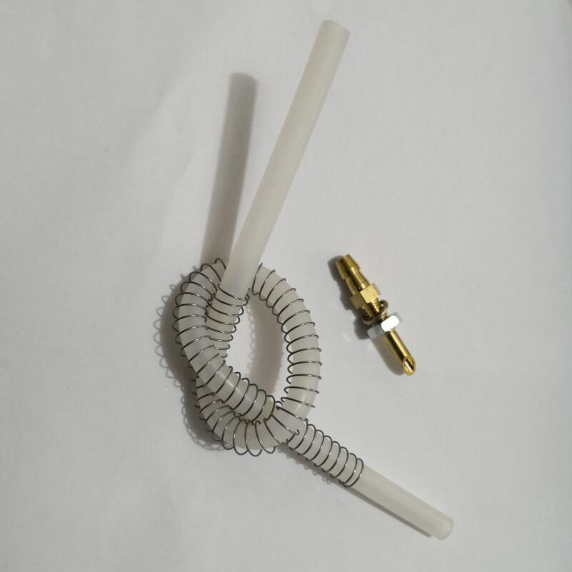 Gas Water Heater Parts wind nozzle 4cm length with pipe 30cm gas water heater parts wind pressure switch kfr 1