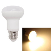 Newest R63 LED Bulbs 85-265V 3W 5W 7W 9W warmwhite white Spotlight Bulb 5730 E27 Led bulb light for bedroom