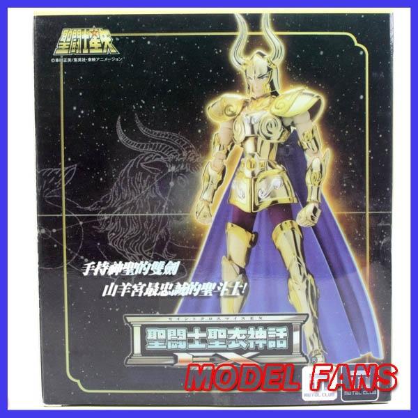MODEL FANS IN-STOCK Metal club metalclub MC Capricorn Shura  Model Saint Seiya metal armor Cloth Myth Gold Ex2.0 action Figure mc 8355 new in stock