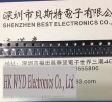 Frete grátis 10 pçs/lote LM4050AEM3X-2.5 pacote SOT23-3 tela RCA saída 2.5 v tensão de referência original novo