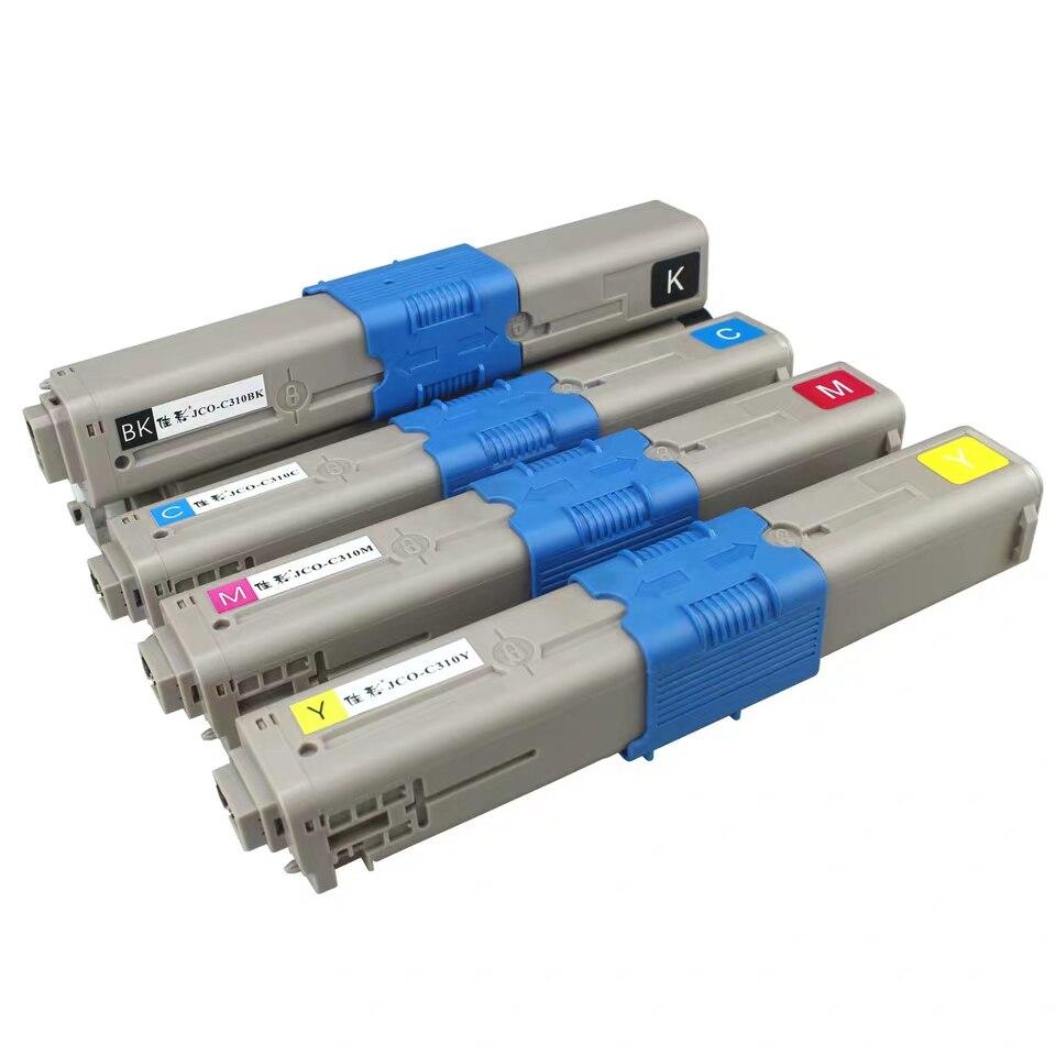 7k High Page Full Japan imported Powder For OKI C530 C510 MC561 C531 C511 MC562 Toner