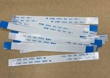 100 pcs/lot für ps4 controller lade steckdose jds 001 14pin jds 011 12pin flex kabel band