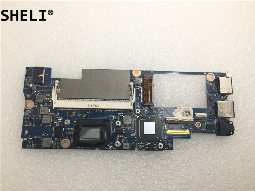 SHELI 90003059 For Lenovo Yoga 11s Motherboard With I3-3229 CPU