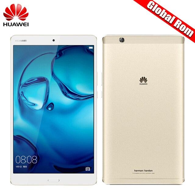 """Global ROM Huawei MediaPad M3 4GB 128GB WiFi 8.4"""" 2K Screen 2650*1600 Android Tablet PC Kirin 950 Octa Core 8.0MP Fingerprint Q"""