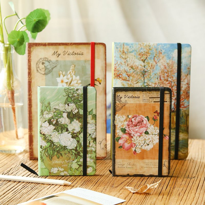 Creative restoring pocket diary Classical bind the laptop notebook thickening portable  A6 notebookCreative restoring pocket diary Classical bind the laptop notebook thickening portable  A6 notebook