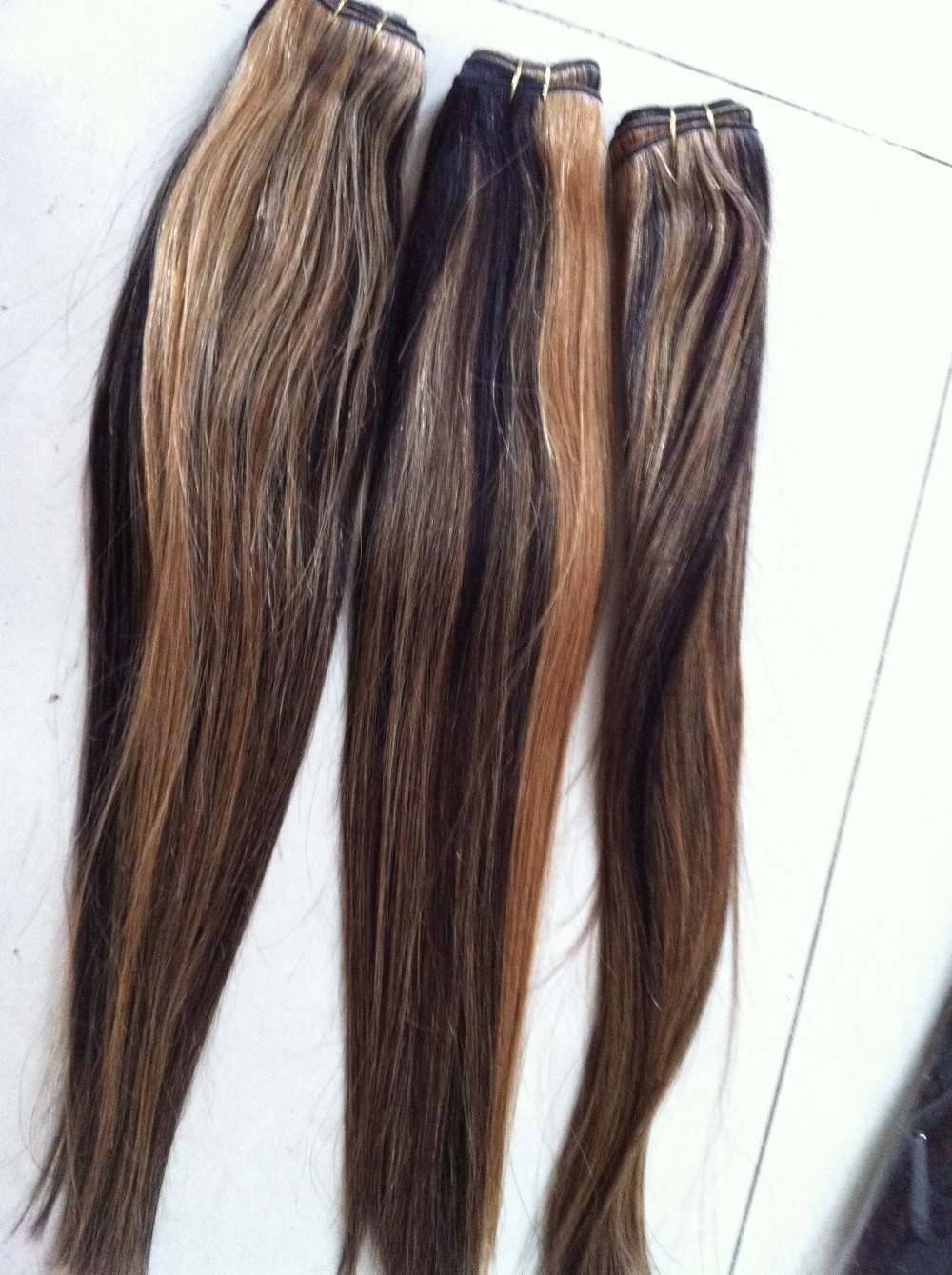 Grade 10a facotry price brazilian virgin hair 1b27 highlight grade 10a facotry price brazilian virgin hair 1b27 highlight mixed piano color hair extensions weaves 3pcs 4pcslots in hair weaves from hair extensions pmusecretfo Image collections