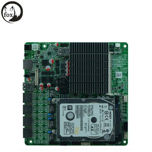 Aliexpress.com : Buy Firewall mainboard with 4 ethernet ports ...