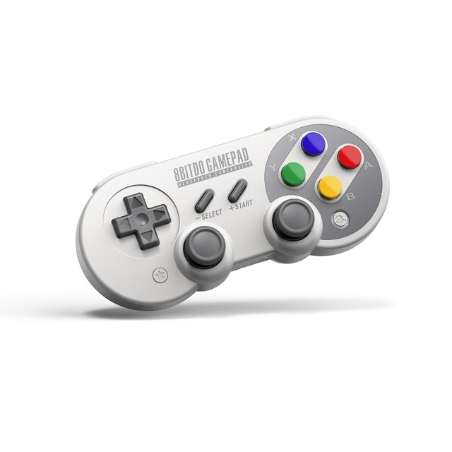 Official 8BitDo SF30 Pro Wireless Bluetooth Gamepad Controller with Joystick for Windows Android macOS Nintendo Switch Steam 2