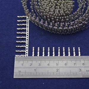 100pcs Dupont Female Pin Crimp