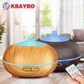 Новый KBAYBO 300 мл арома-диффузор ароматерапия древесное зерно эфирное масло диффузор ультразвуковой увлажнитель для дома спа