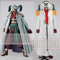 One Piece Buggy 2years later cosplay costumes Halloween costume for men