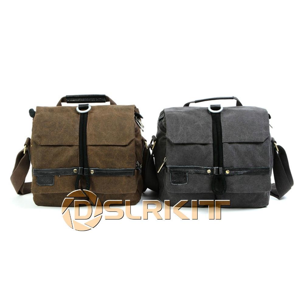 R6712 Camera Bag Case DSLR Bag for Canon 650D 600D for  Nikon D90 D5100 D3300