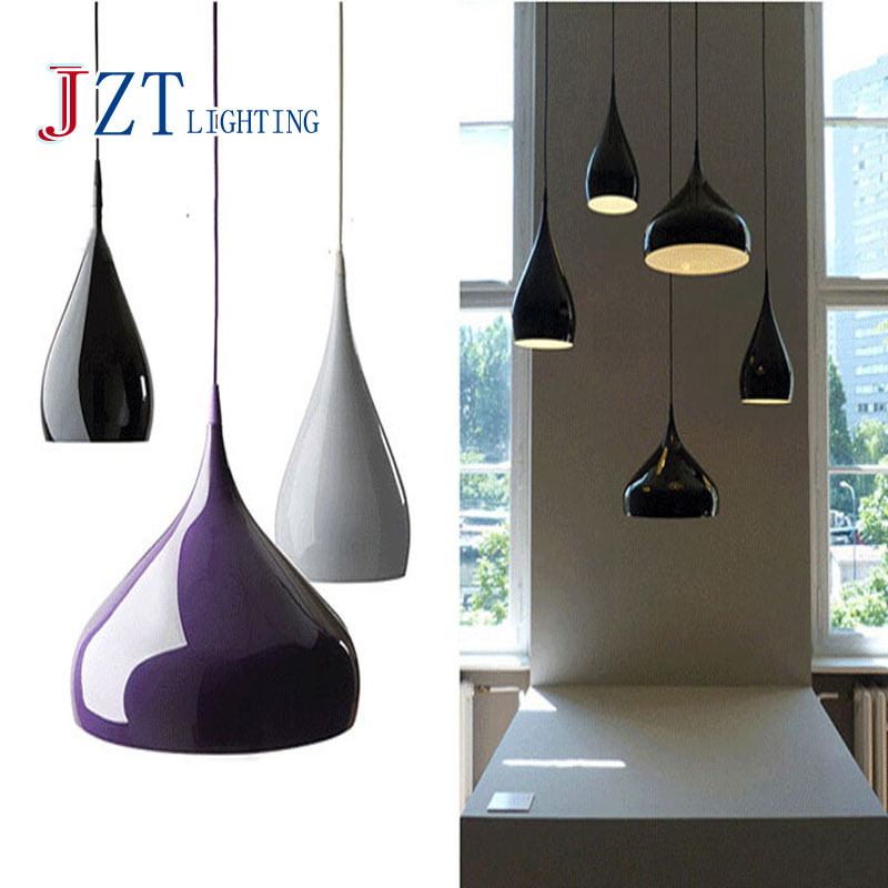 Z Modern Fashion Personality Single-head Bar Counter Pendant Light Aluminum Light Dining Room Cafe Bar Lamp Lightings