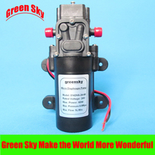 цена на 5L/MIN 60W High Pressure 24V DC water pump for washing machine