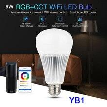 Miboxer 4W 5W 6W 8W 9W 12W E14 GU10 MR16 RGB CCT E27 led Light Blub Spotlight FUT103/FUT104/FUT013/FUT014/YB1/FUT012/FUT105