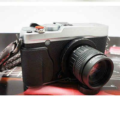 35 мм F/1,7 C крепление CCTV объектив для Fujifilm Fuji Finepix X-Pro1 X Pro камера макрообъектив