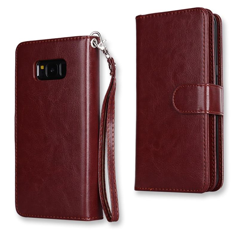 Haissky 9 Card Slots Phone Case για Samsung Galaxy S8 S8 Plus S8 + - Ανταλλακτικά και αξεσουάρ κινητών τηλεφώνων - Φωτογραφία 2