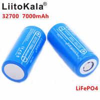2019 batterie LiFePO4 35A 55A batterie High-Powered High-Power Kontinuierliche Entladung Marke Neue Lii-70A LiitoKala 3,2 V 32700 7000 m