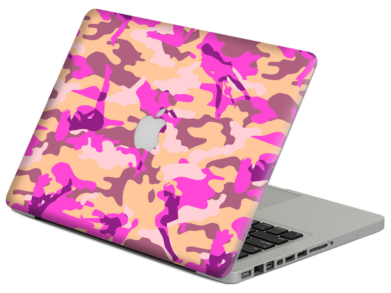 Full Body Laptop Decal Sticker For Apple MacBook Air Pro Retina 11 12 13 15 Inch