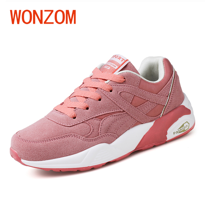 WONZOM Fashion Women Breathable Casual Shoes Female Comfortable Flock Shoes All Season Feminino Ladies Zapatos 2018 New Arrivals пена монтажная mastertex all season 750 pro всесезонная
