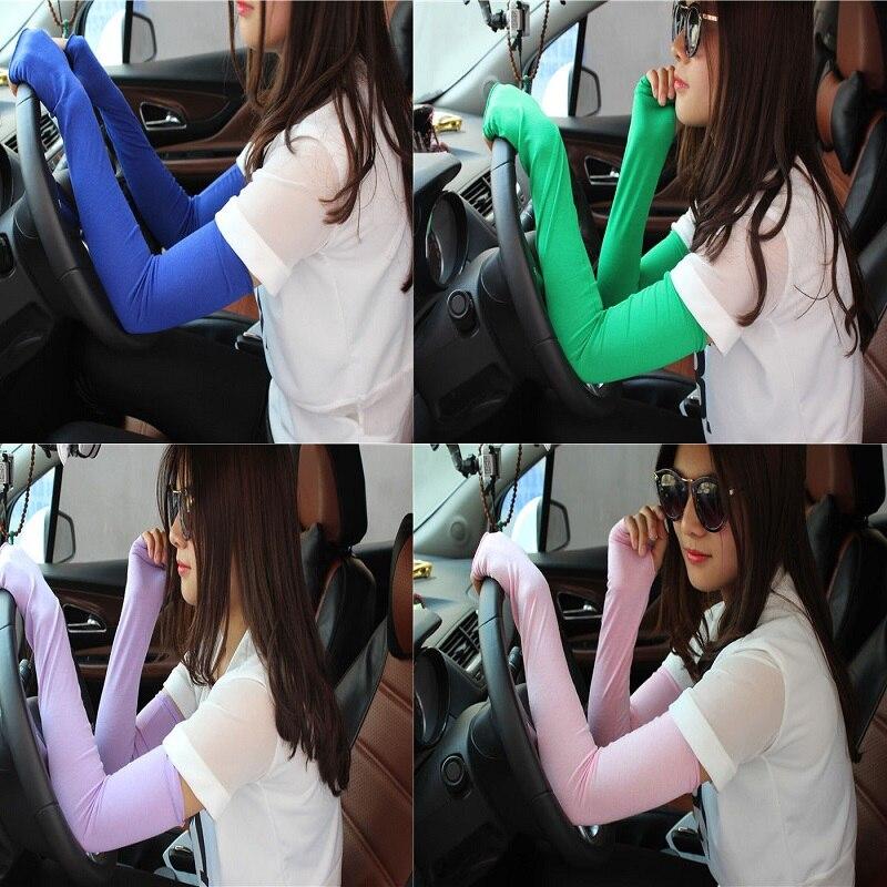 1 пара 20 цвета уютные длинные без пальцев уединения для Manga солнцезащитный крем для женщин девушка рука теплые choke модные аксессуары