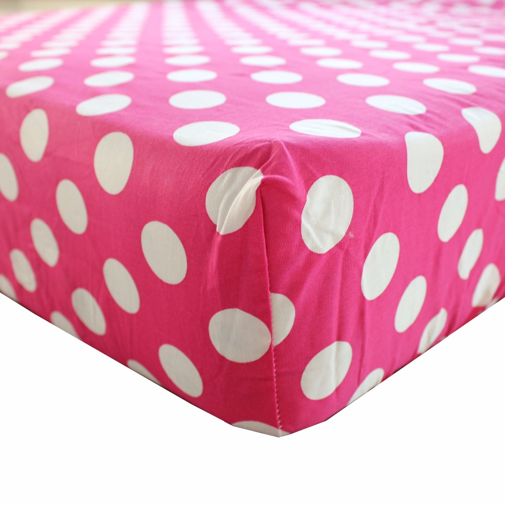 2/pack Baby Fitted Crib Sheet 28''x52''