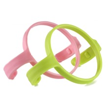 New PP Bottle Handles for comotomo silicone baby bottle ,Pack of 2