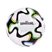 SANKEXING PU Bola De Futebol Oficial Tamanho 5 Bolas De Futebol Gol League  Esporte Ao Ar Livre Profissional Jogo de Bola Trem Rú.. b3fd4eeff35b9