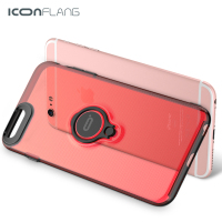ICONFLANG Phone Case For IPhone 6 Cover Rotating Ring Case For IPhone 6 Plus Phone Back