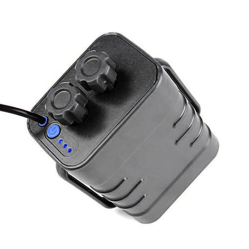 Image 5 - Hot 6 Section 18650 Waterproof Battery Case 18650 Battery Pack 5VUSB/8.4VDC Dual Interface 18650 Waterproof Battery House Cover-in Outdoor Tools from Sports & Entertainment