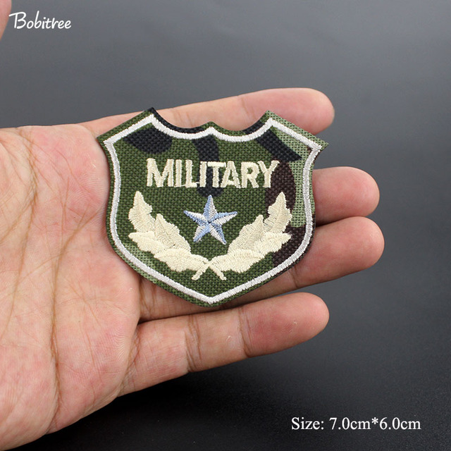 Army Military Patches