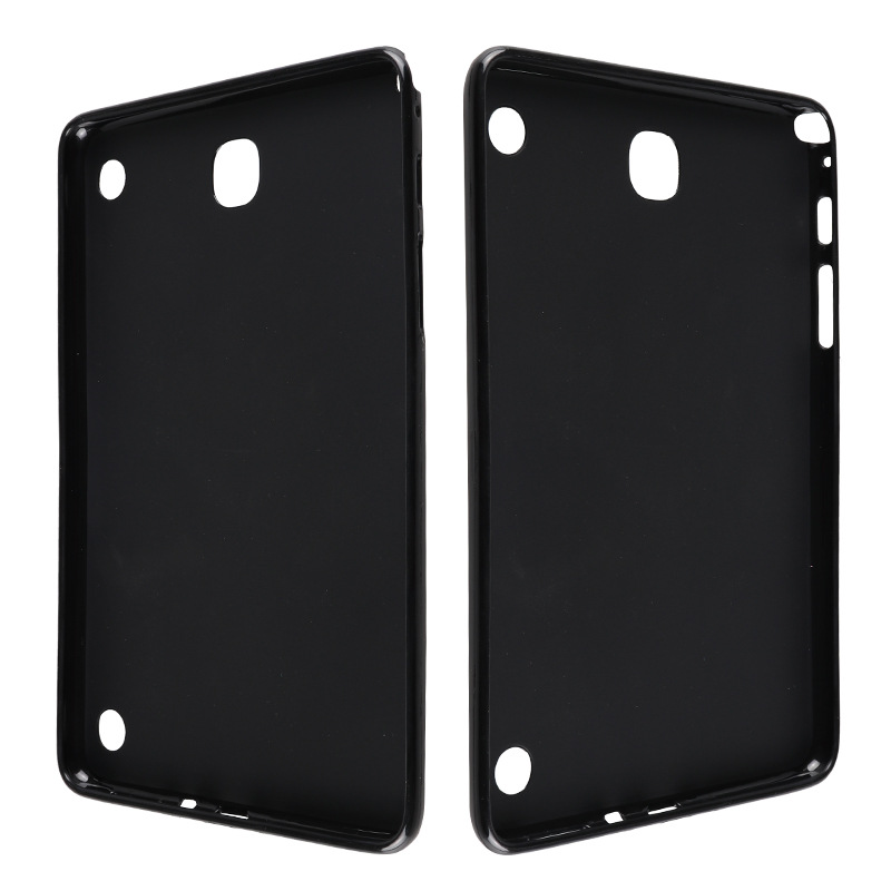 New Slim Soft Silicone TPU Waterproof Case For Samsung Galaxy Tab A 8.0 T350 T351 P350 P355 Transparent Back Cover