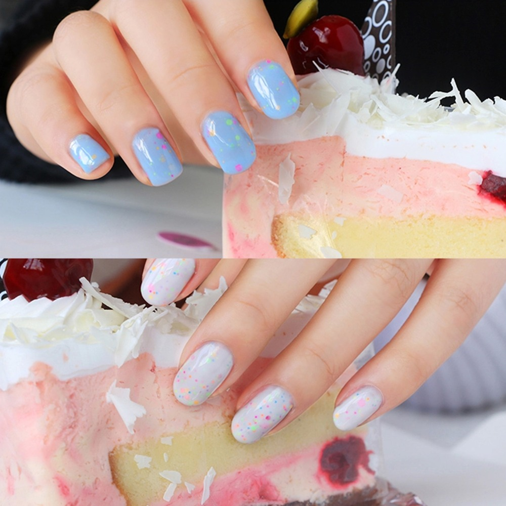 Candy Lover Cheese Gel Nail Polish 8ml Uv Led Soak Off Curing Ice Cream Effect 24 Fashion Color Hot In From Beauty Health On