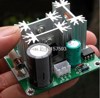 Brand New PWM DC Motor Speed Regulator Controller Switch 6V-90V 15A 1000W image