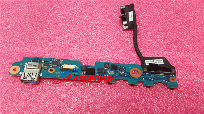 FOR Toshiba Satellite U925t Power Button USB Port Board W/ Cable FLX0UB1 A3355a 100% Perfect workFOR Toshiba Satellite U925t Power Button USB Port Board W/ Cable FLX0UB1 A3355a 100% Perfect work