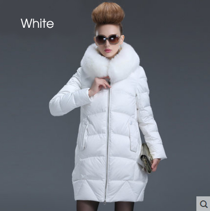 European Winter font b Jacket b font font b Women b font Winter Down font b