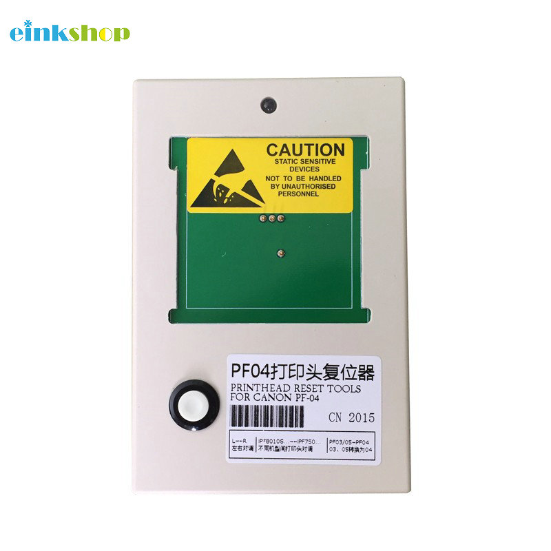 For canon pf-04 Printhead resetter for Canon IPF650 IPF655 IPF680 IPF681 IPF685 IPF686 IPF750 IPF755 IPF760 IPF765 IPF780 IPF781 pf 04 printhead resetter for canon printhead pf04 for canon ipf650 ipf655 ipf750 ipf755 printer head reset