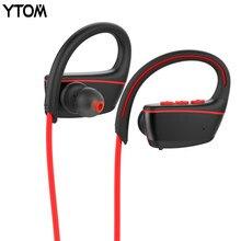 d7297bef0c4951 YTOM IPX7 Waterdichte Draadloze Koptelefoon Zwemmen Sport Bluetooth headset bluetooth  oortelefoon met microfoon voor telefoon iPhone