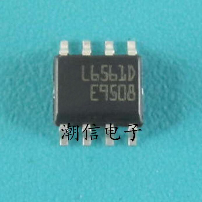 10pcs/lot L6561D SOP8 L6561 SOP L6561DTR SMD SOP-8 L6561D013TR