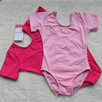 Children Short Sleeve Gymnastics Dance Dress Ballet Tutu Leotard Skate Costume Dress Flamengo Skate Costume Clothes