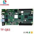 Полноцветная асинхронная светодиодная карта управления  TF-QB3  дисплей времени для использования внутри помещения и вне помещения